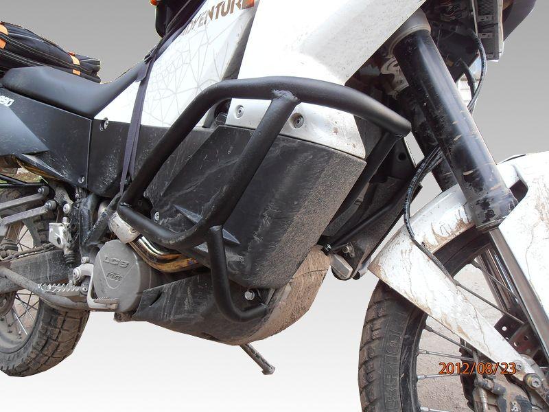 Защитные дуги КТМ 990